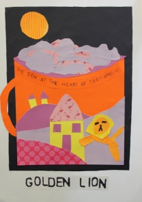 Posters by Castlehill Primary