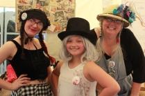 Greenway Explorers at Accrington Food Festival