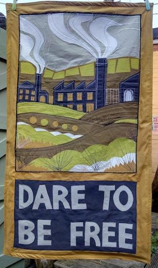 Lancashire Mills Banner